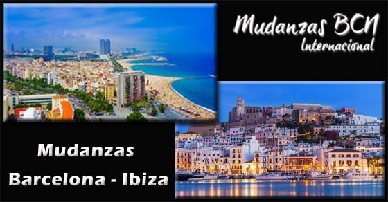 Mudanzas Barcelona Ibiza