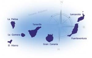 Envío de contenedor a Canarias