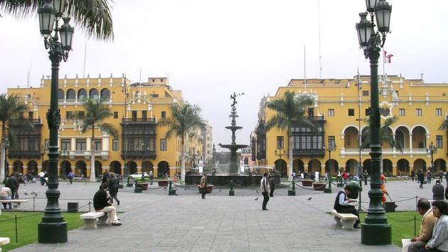 Mudanzas Internacionales a Lima