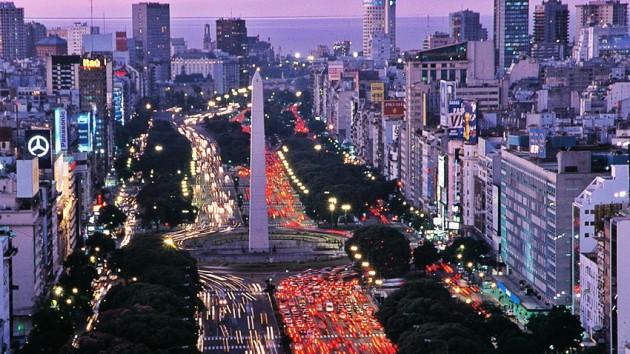 Mudanzas Internacionales a Buenos Aires