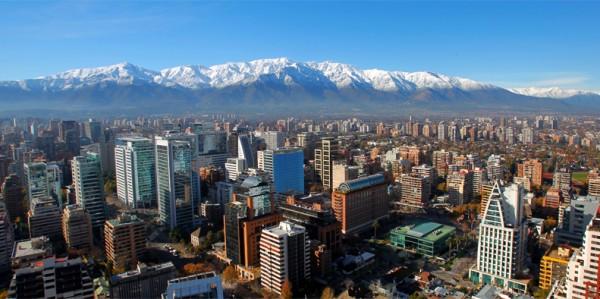 Mudanzas Internacionales a Santiago de Chile