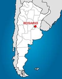 Mudanzas a Rosario, Argentina