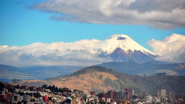 Mudanzas Internacionales a Quito