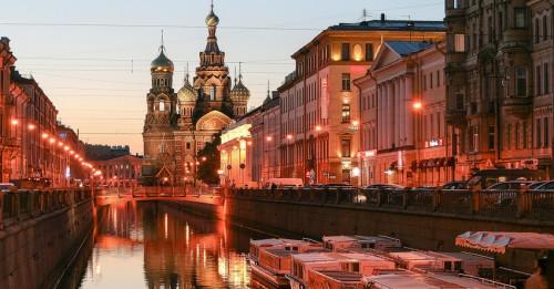 Mudanzas a Rusia