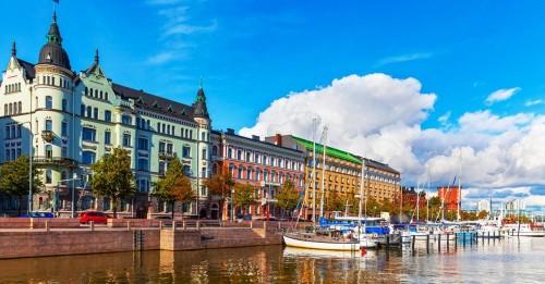 Mudanzas a Finlandia