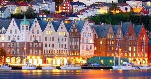 Mudanzas a Noruega
