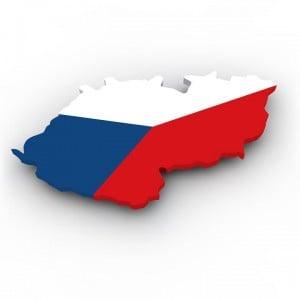 mudanzas mapa Republica Checa
