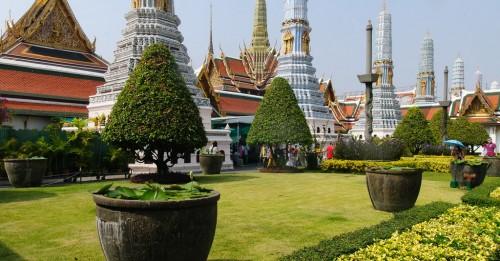 Mudanzas a Tailandia