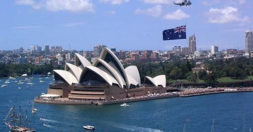 Mudanzas a Australia